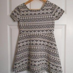Childrens Place girls dress size L 10/12